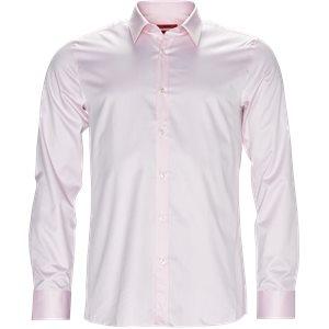 Elisha 01 Skjorte Ekstra slim fit | Elisha 01 Skjorte | Pink
